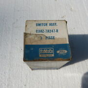 Nos 1963 64 Galaxie Neutral Safely Switch Removeable Swing Away Steering Column