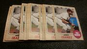 23 2017 Topps Heritage Minors 117 Andy Ibanez Lot Frisco Roughriders