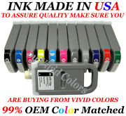 Vividcolors Compatible Ink Cartridge For Canon Ipf8410 Pfi706 A Set Of 12