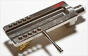 Yamamoto Sound Craft Hs-6 All Titanium Audio Head Shell For Turntable Japan New