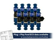 Fic High Impedance 2150cc Fuel Injectors For 87-04 Ford Mustang Gt 93-98 Cobra