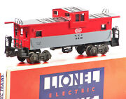 Lionel 6-6910 New York Central Nyc Extended Vision Caboose 1984 C10