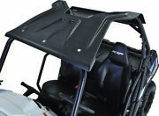 Open Trail Poly Molded Hdpe Hard Top Roof Black Polaris Rzr 570 800 900 Xp