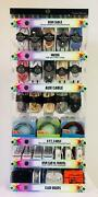 Wholesale Lot Usb Cable Phone Accessories With Charger Fee Crystal Display Rack