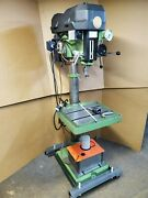Rong Fu Variable Speed Floor Mill/drill Press Model Rf-400dvm