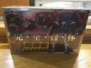 Bandai Ge-01 Forced Aquarion Dx Chogokin Original, Contact Me For Any Offer