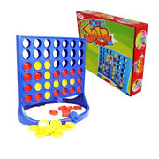 Join 4 In A Row Connect Four Family Fun Board Game Kids Game Party Fun Toy