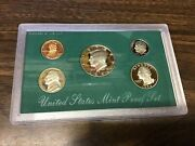 1994-95 And 1997-98 United States Mint Proof Set
