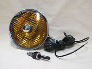 Vintage Miller Hella Bosch Fog Lamp From The Early 1970and039s - Nos