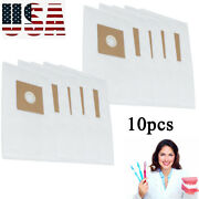 10andtimesuniversal Filter Dust Bags Replacement Dental Dust Collector Cotton Denshine