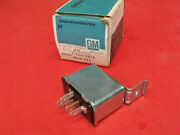 Nos 82 83 84-86 Chevy Pontiac Chevette Air Conditioning Cut Out Relay 14004972