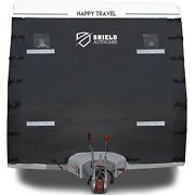 Caravan Front Towing Cover Protector Universal Shield Guard Led Lights