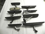 1960s-1970s Mopar Huge Lot Rear View Mirrors Glare-proof Guide Accessory Used