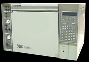 Hp 5890 Series Ii Gas Chromatograph With Npd/fid S/sl/ Packed With Hpib Board