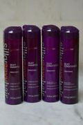 4 Pack. 10 Oz. Silky Sexy Hair Smoothing Shampoo And Conditioner. 300ml. New.