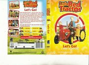 Little Red Tractor-let's Go-[6 Episodes]-animated-lrt-dvd