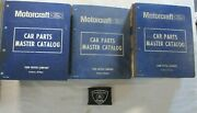 1973-1979 Ford Car Parts And Accessories Text Illustrations Master Catalog
