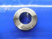 Mahr 33.3380 Mm Class Xx Smooth Plain Bore Ring Gage 33.0 1.3125 Onsize 1 5/16
