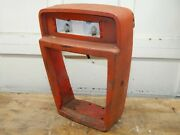 Wheel Horse Gt14 Garden Tractor- Front Grill-used