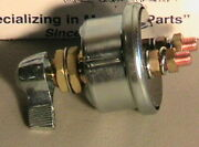 1928-1931 Model A Ford And Other Antique Automobiles Battery Disconnect Switch