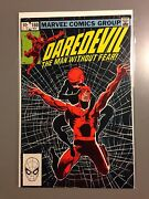 Daredevil 188 1982 Frank Miller 1st Appearance Of Stone, Shaft And Claw Key