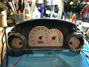 2001 Mitsubishi Eclipse Used Dashboard Instrument Cluster For Sale