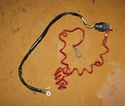 Do5t18772 Yamaha 30 Hp Engine Stop Switch Assy Pn 689-82575-03-00 Fits 1984-1995