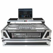 Flight Case For Pioneer Ddjsx3 Ddj1000 Controller And Others W-2u Rack Space|...