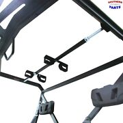 Overhead Gun Rack Polaris General Ranger 570 Pro Fit D Shaped Roll Bars 42-45