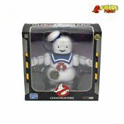 Loyal Subjects Ghostbusters Sdcc 2019 Floor Stamp Burnt Stay Puft Vinyl Figure