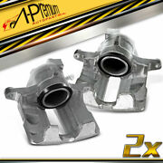 2x Front Left And Right Side Brake Caliper For Audi A4 A4 Quattro 97-08 Vw Passat