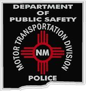 New Mexico Dept Of Public Safety Police Reflective Vinyl Decal Car Sticker
