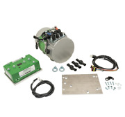 Ezgo Txt 48v 600a 5kw Navitas Gdc To Ac Conversion Kit On The Fly Programmer