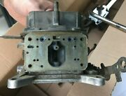 1966 1967 Chevelle Carb W/fuel Linkage No End Bowls Parts Only