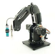 R290 3axis Robot Arm Industrial Robotic Arm Kit Load 500g App Fits For Android