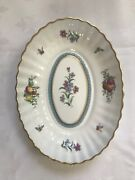 Spode Trapnell Sweet Candy Dish F 1427-m Fine Bone China Made In England