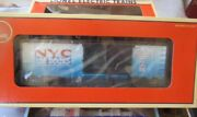 Lionel 0'scale 6-16767 Nyc Operating Ice Car/ice Dock Car - Brand New