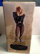 Cover Girls Of The Dc Universe Black Canary Adam Hughes Statue 0387/5000 Direct