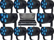 Blizzard Lb Hex Unplugged 10 Pcs.+ 1 Charging Road Case Package / Make An Offer