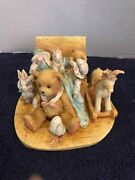 Cherished Teddies Christopher Old Friends Are The Best Friends 950483