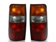Usa Pair Replacement Rear Tail Light For 91-97 Land Cruiser / 95-97 Lexus Lx450
