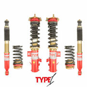 For 14-15 Honda Civic Fb / Fg Si Model Only Type 1 Function And Form Coilovers