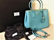 Prada Cuir Double Bagbrand New /a Hard To Find And Highly Sought After Color