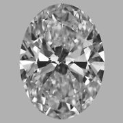 Charles And Colvard Forever One Ghi Moissanite 11x9mm Oval With Certificate