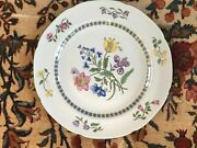 Spode Summer Palace W150 Set Of 12 Dinner Plates 10 3/8 Fine Stone England