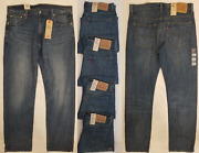 569 Loose Straight Mens Stretch Jeans Szs 32,33,34,36,38,40,42,44 0309