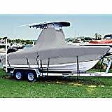 Taylor Made Products 74300on Boat Cover Navy Semi-custom For Boats With Fixed T-