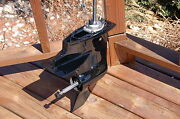 Mercury Or Mariner 18 20 25 Hp Outboard Lower Unit Late Long Black