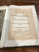 1815 A Select Collection Of Views And Ruins In Rome And Its Vicinity. 61 Plates
