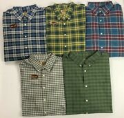 Menand039s Foundry Big And Tall Easy Care Woven Long Sleeve Button-front Shirt